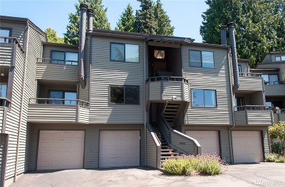 Kirkland Condo/Townhouse For Sale: 7014 116th Ave NE #A