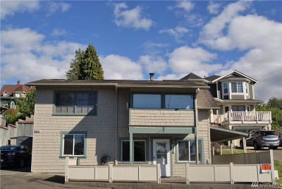 Steilacoom Multi Family Home For Sale: 1314 Starling St