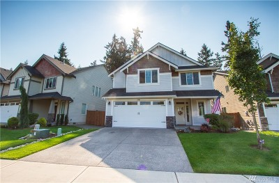Puyallup Single Family Home For Sale: 11804 172nd St Ct E
