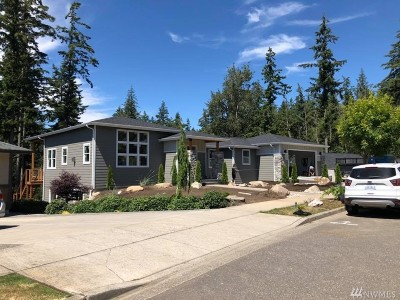 Bellingham Single Family Home Sold: 910 Whitewater Dr