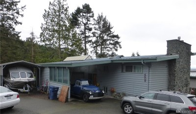 Anacortes Single Family Home Sold: 4609 Anaco Beach Rd