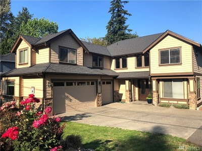 Bellevue Single Family Home For Sale: 1450 173rd Ave NE