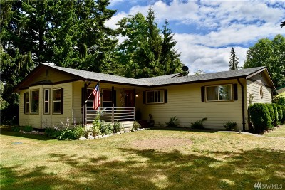 Lynden Single Family Home For Sale: 6086 Dragonfly Lane
