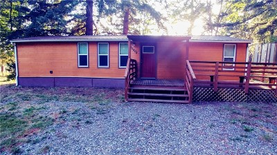 Thurston County Rental For Rent: 10805 Vail Rd SE