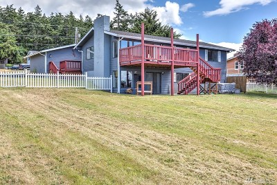 Single Family Home For Sale: 1311 Swantown Rd