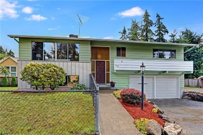 Shoreline Single Family Home For Sale: 17538 Fremont Ave N