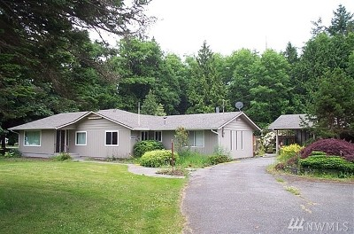 Skagit County Single Family Home For Sale: 11044 Blue Heron Rd