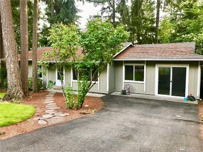 Sammamish Single Family Home For Sale: 929 207th Place NE