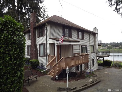 Edmonds Single Family Home For Sale: 23619 74th Ave W