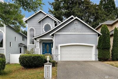 Covington Single Family Home For Sale: 15416 SE 252nd Place