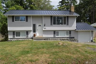 Oak Harbor Single Family Home Pending Inspection: 1080 Ridgeway Dr