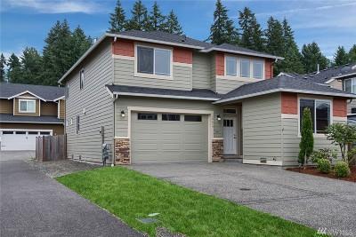 Graham Single Family Home For Sale: 19617 91st Ave E