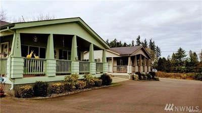 Puyallup Multi Family Home For Sale: 9604 Fruitland Ave E
