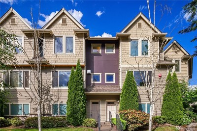 Issaquah Condo/Townhouse For Sale: 1000 Front St S #3