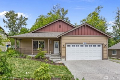 Sedro Woolley Single Family Home Pending: 1622 Gateway Heights Place