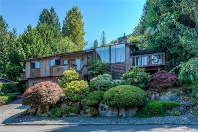 Bothell Single Family Home For Sale: 9327 Valhalla Way