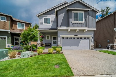 Bothell Single Family Home For Sale: 3305 176th Place SE
