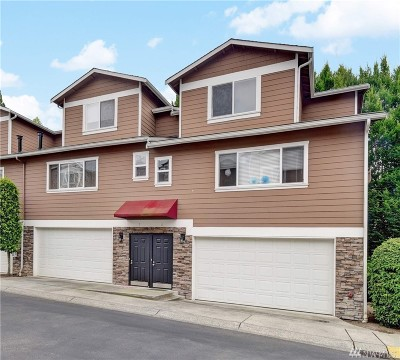Kenmore Condo/Townhouse For Sale: 17915 80th Ave NE #C5