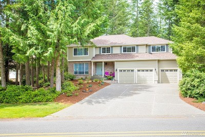 Port Orchard Single Family Home For Sale: 6432 Wexford Ave SW