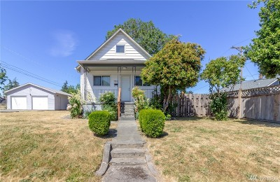 Single Family Home For Sale: 5802 S K St