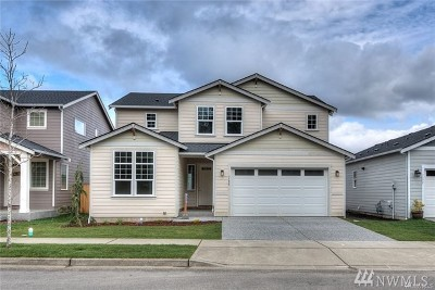 Tumwater Single Family Home For Sale: 1911 72nd Ave SE