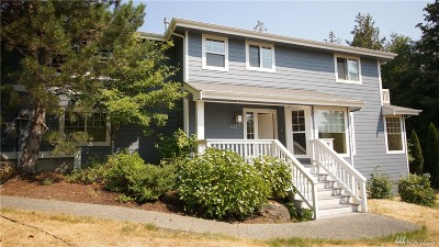 Bellingham Single Family Home For Sale: 4717 Parkhurst Dr