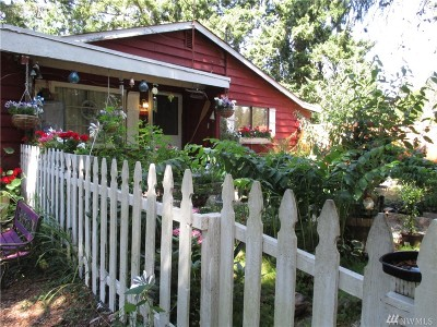 Bonney Lake Single Family Home For Sale: 8010 Locust Ave E