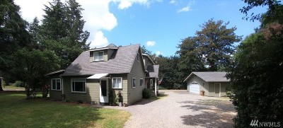 Tenino Single Family Home For Sale: 689 State Hwy 507 S