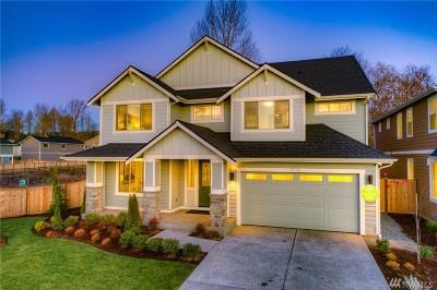 Renton Single Family Home For Sale: 5726 NE 7th Ct #Lot 4
