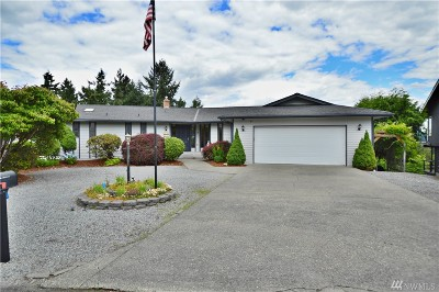Puyallup Single Family Home For Sale: 3117 5th Av Ct SW