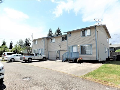 Everett Multi Family Home For Sale: 11719 Center Rd #A&B