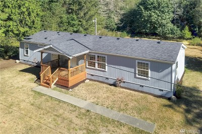 Shelton WA Single Family Home For Sale: $239,900