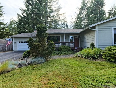 Single Family Home For Sale: 581 E Old Ranch Rd