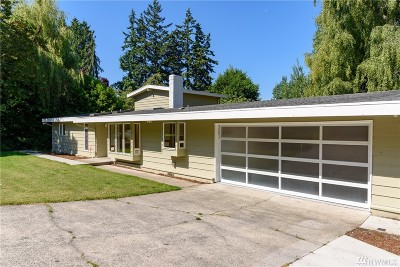Edmonds Single Family Home For Sale: 1441 Olympic Ave