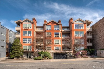 Condo/Townhouse For Sale: 522 W Mercer Place #102