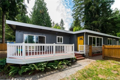 Renton Single Family Home For Sale: 16222 193rd Ave SE