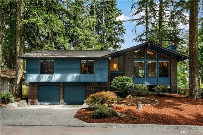 Bellevue Single Family Home For Sale: 16440 NE 29th St