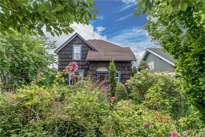 Bellingham Single Family Home For Sale: 1451 Grant St