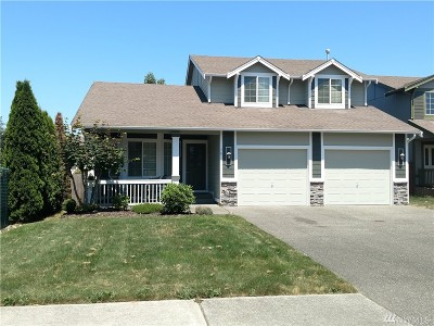 Spanaway Single Family Home For Sale: 7811 207th St E