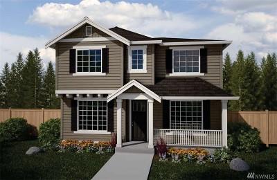 Bonney Lake Single Family Home For Sale: 13109 182nd (Lot 67) Ave E