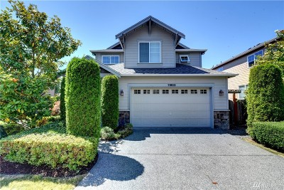 Redmond Single Family Home For Sale: 11823 179th Place NE