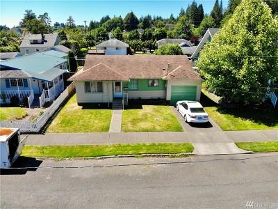 Montesano Single Family Home For Sale: 127 N Fleet St
