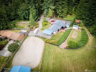 Maple Valley Single Family Home For Sale: 22230 286th Ave SE