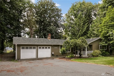 Kent Single Family Home For Sale: 18321 SE 284th St