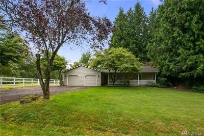 Carnation, Duvall, Fall City Single Family Home For Sale: 31219 NE 141st St