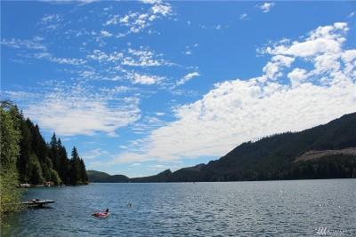 Mason County Residential Lots & Land For Sale: 5785 N Lake Cushman Road