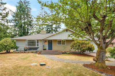 Lakewood Single Family Home For Sale: 6002 119th St SW