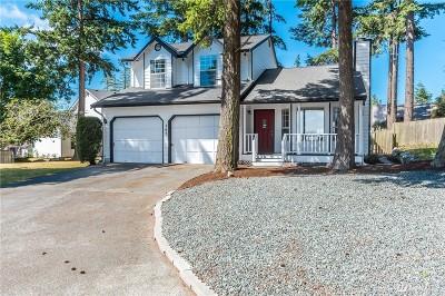 Oak Harbor Single Family Home Pending Inspection: 763 SW 14th Ct