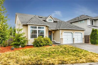 Maple Valley Single Family Home For Sale: 21218 SE 273rd Place