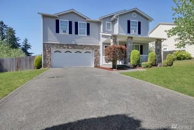Graham Single Family Home For Sale: 11301 212th St E